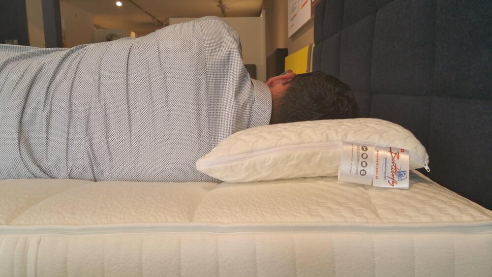 Lekker geslapen op vakantie? Kom eens langs…