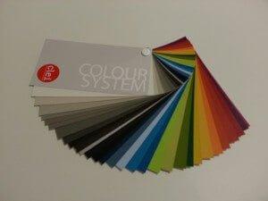 Vele lak kleuren zijn er mogelijk bij de Clei bedkast modellen.